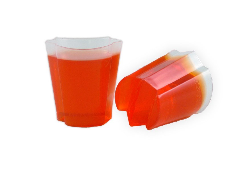 EZ-Squeeze Jello Shot Cups 100 Pack