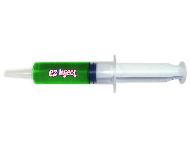 200 Pack EZ-Inject Jello Shot Syringes (Large 2.5oz)
